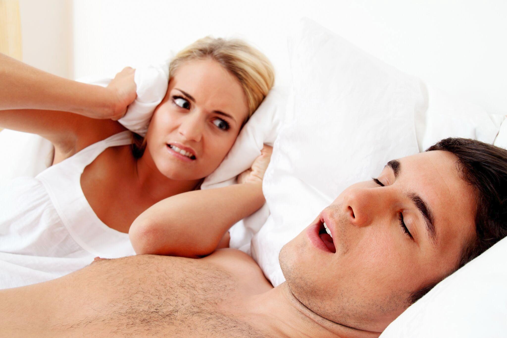 TREATMENT OF SNORING AND SLEEP APNEA